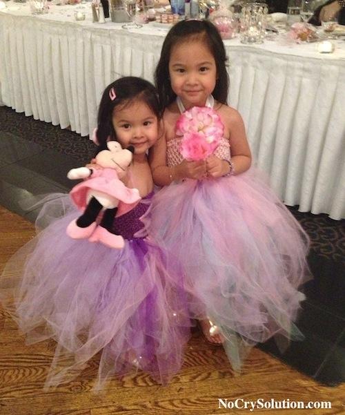 Kaylee, 2 Bella, 4