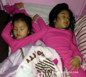 Kaylee, 2 and Bella, 4