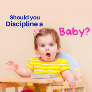 Should You Discipline a Baby?