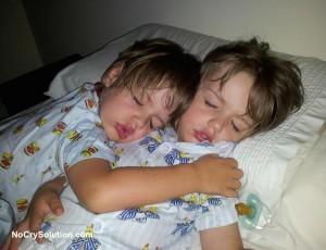 Lucas & Henry, 2 yrs