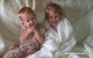 Zander 19mths, Hailey 3 yrs