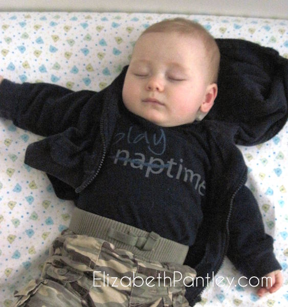 How much sleep does my child really need? @NoCrySolution #ElizabethPantley