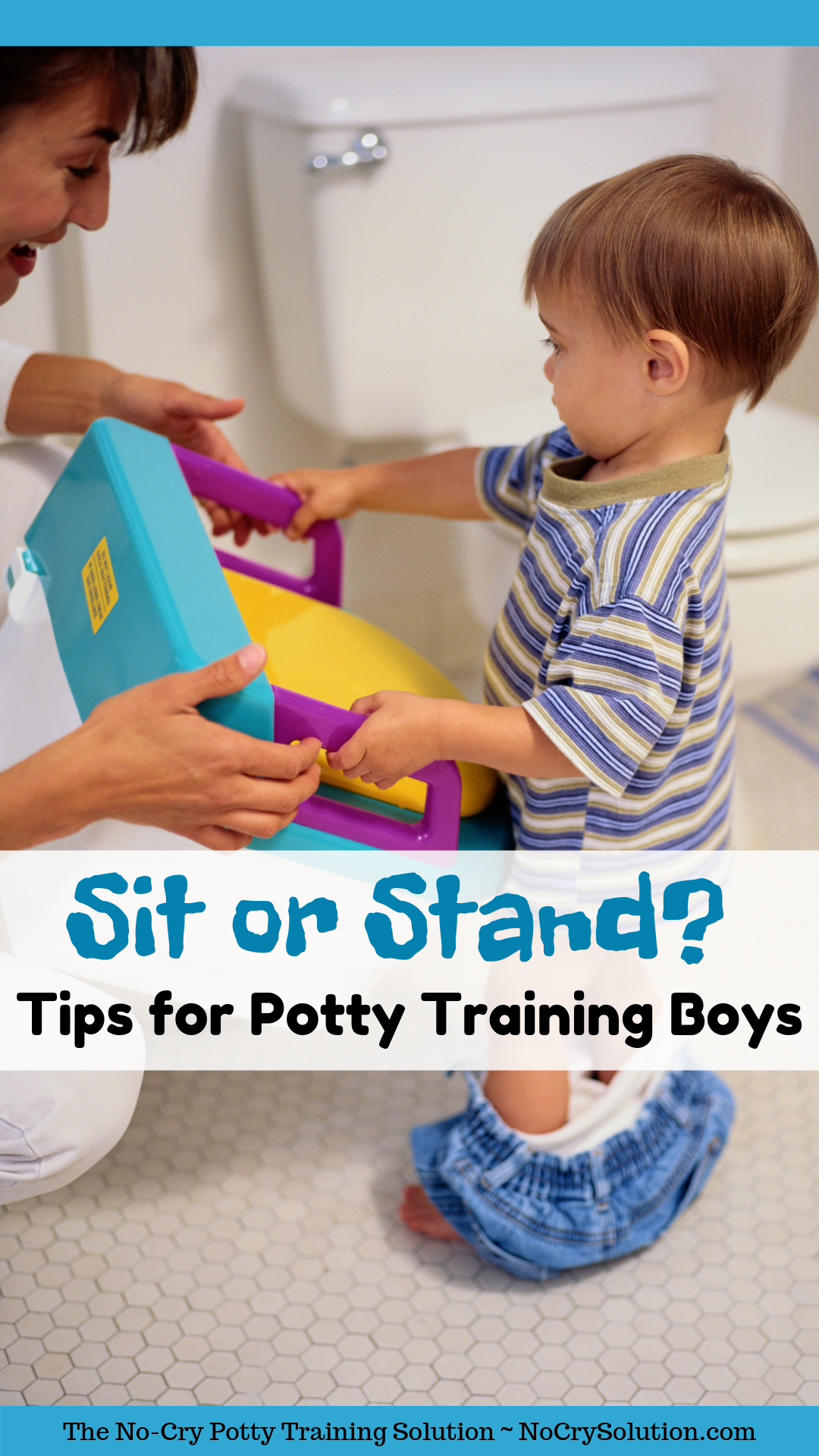 potty training elizabeth pantley