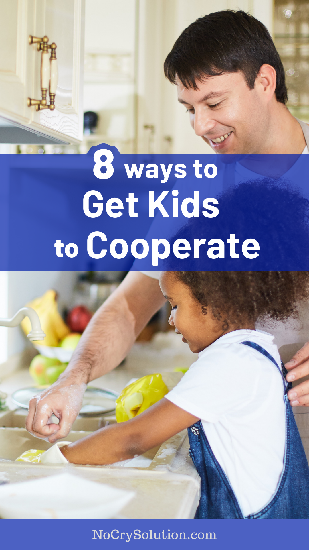 get kids to cooperate
