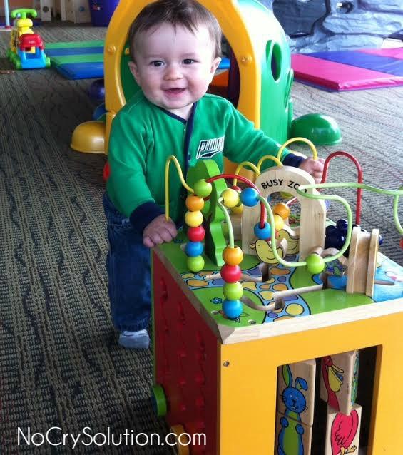 Carter, 18 months