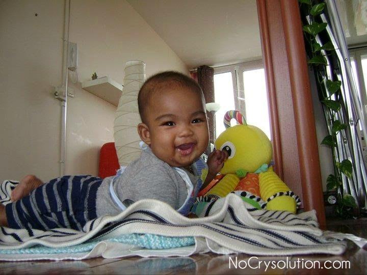 Charles, 4 months