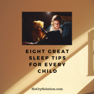 Eight Great Sleep Tips for Every Child