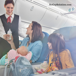 airplane travel with baby