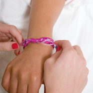 Separation Anxiety Might Hit Hard When School Begins  – Here's How a Magic Bracelet Can Help