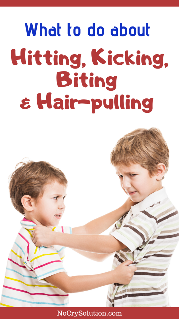 aggressive behavior in children