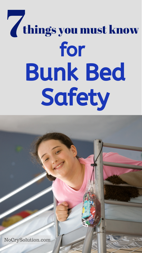 bunk bed safety