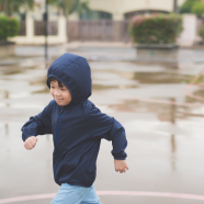 Teach your Kids to Embrace the Rain