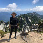 When Mountain Climbing Becomes Book Inspiration