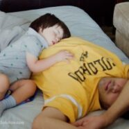 Needing a Parent's Help to Sleep: Changing to the No Stay Option