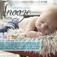 Snooze Series & Giveaway!